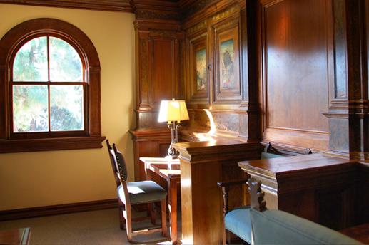 Mceachron 187 Residence Hall Scripps College