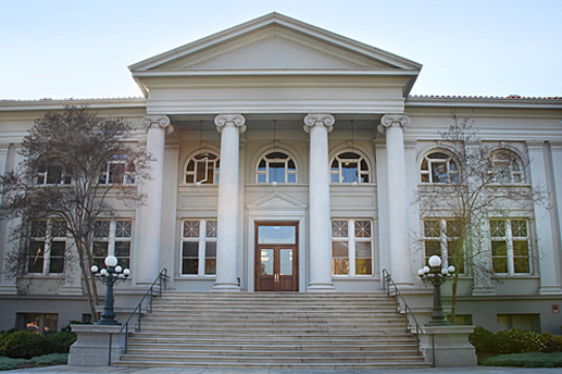 McEachron » Carnegie Hall, Pomona College